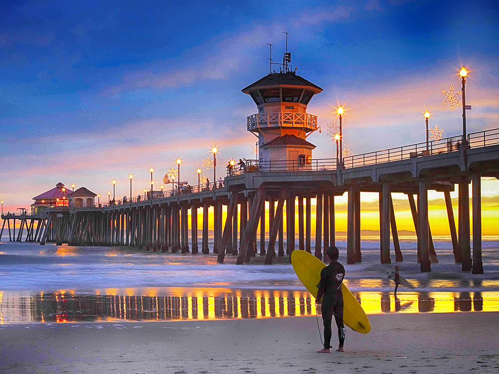 Who are you looking for in Huntington Beach